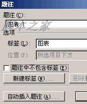 word目录怎么自动生成 未找到图形项目表