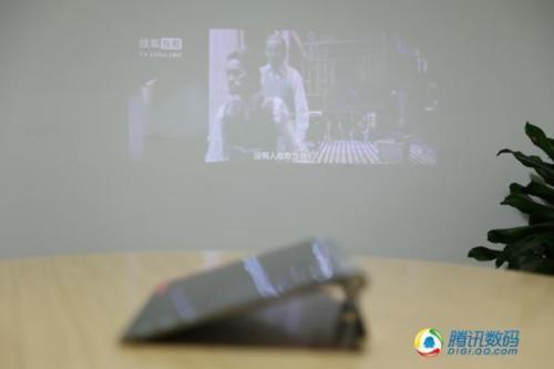 YOGA平板投影功能体验
